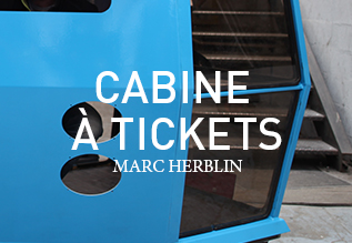 La Cabine à Tickets